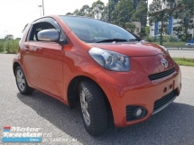 2014 TOYOTA IQ 1.3 (A)  VVTI Sport FULLY IMPORTED