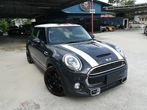 2015 MINI 3 DOOR COOPER S 2.0 HATCHBACK