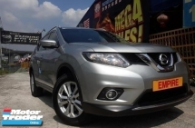 2011 NISSAN X-TRAIL 2.0 ( A ) CVTC !! FULL SERVICE RECORD BY NISSAN !! FACELIFT NEW MODEL !! PREMIUM HIGH SPECS !! MILEAGE DONE 17,453 KM ONLY !!  ( WX 6418 X ) 1 CAREFUL OWNER !!