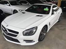 2015 MERCEDES-BENZ SL SL400 3.0 AMG CONVERTIBLE TWIN TURBO (RM) 368,000.00