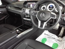 2013 MERCEDES-BENZ E-CLASS 250 (YEAR END SALES SELECTED UNIT)