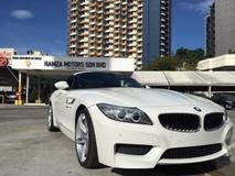2016 BMW Z4 BMW Z4 2.0 S DRIVE M SPORT