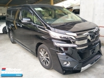 2016 TOYOTA VELLFIRE 3.5 V6 JBL THEATER SUNROOF 360 VIEW CAMERA MODELISTA BODYKIT FULL SPEC