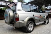 2000 TOYOTA PRADO Toyota Land Cruiser PRADO 2.7 PETROL 4WD (A)1Owner