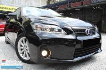 2011 LEXUS CT200H Lexus CT200 1.8 HYBRID (A) LEATHER PStart CT200H