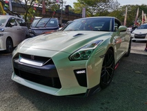 2017 NISSAN GT-R Nissan GT-R 3.8 Premium Edition with Bose sound system