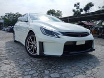 2014 TOYOTA MARK X 250G F PACKAGE LIMITED
