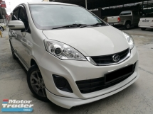 2013 PERODUA ALZA  1.5 AT EZ PERFECT CONDITION 1 OWNER
