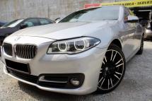 2014 BMW 5 SERIES Bmw 520D 2.0 DIESEL UND/WARRANTY