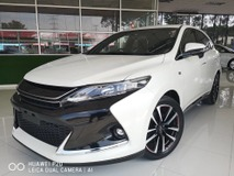 2016 TOYOTA HARRIER 2.0 GS (A) High Spec