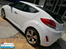 2014 HYUNDAI VELOSTER HYUNDAI VELOSTER 1.6 AUTO SPORT COUPE FULL LOAN TIP TOP CONDITION !!!!!!!