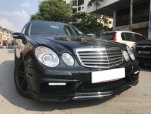 2007 MERCEDES-BENZ E-CLASS E200 1.8 (AT)K4  ORIGINAL BRABUS