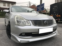 2009 NISSAN SYLPHY 2.0L (AT) X-CVT LUXURY NAVI FULL IMPUL BODYKIT 100% FULL LOAN