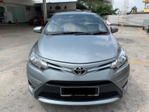 2018 TOYOTA VIOS 1.5 J (A)LOW INTREST LIKE NEW CAR
