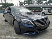 2014 MERCEDES-BENZ S-CLASS  S350D 3.0 BLUETEC Turbo Diesel