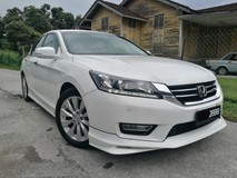 2015 HONDA ACCORD 2015 Honda ACCORD 2.0 VTi-L (A) HIGH SPEC