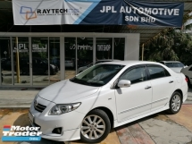 2011 TOYOTA ALTIS ORIGINAL CONDITION FULL LOAN STANDARD AS IT IS FROM THE FACTORY !!!!!!!