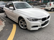 2014 BMW 3 SERIES 320d 320 d M Sport 2.0 Diesel Turbo Land Departure Alert Pre Collision Assist Reverse Camera