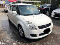 2012 SUZUKI SWIFT 1.5 GXS FACELIFT (A) FULL LOAN