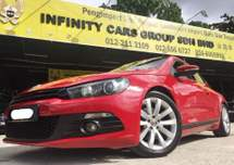 2012 VOLKSWAGEN SCIROCCO 1.4 TSI Hatchback PERFECT CONDITION ADD EXHAUST SOUND CONTROL