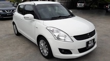2013 SUZUKI SWIFT 1.4 GLX (A) - One Careful Owner