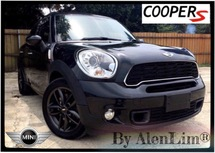 2013 MINI Countryman S 1.6 TURBO (UNREG) 5 SEAT
