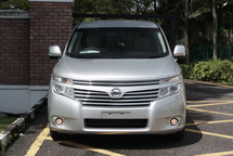 2011 NISSAN ELGRAND 250 HIGHWAY STAR / 4 CAMERA SURROUND  VIEW / ULTIMATE CONDITION