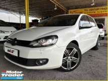 2011 VOLKSWAGEN GOLF 1.4 (A) TSI CBU GOOD CONDITION 1 CAREFUL OWNER ACC FREE PROMOTION PRICE