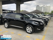 2015 TOYOTA HARRIER 2.0 Valvematic 7-SCVT 4 Surround Camera Automatic Power Boot Auto Power Seat Intelligent Bi LED Smart Entry Push Start Button Multi Function Steering 9 Air Bag Unreg