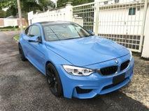 2015 BMW M4 BMW M4 COUPE 2 DOOR SPORT RACING CAR