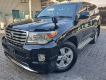 2015 TOYOTA LAND CRUISER AX G SELECTION V8 4.6