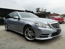 2013 MERCEDES-BENZ E-CLASS STATIONWAGON E250 1.8 STATIONWAGON