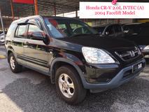 2004 HONDA CR-V 2.0 New Facelift