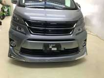 DASHBOARD TOYOTA VELLFIRE Int. Accessories > Interior parts