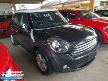 2014 MINI Countryman 1.6(A) Japan Spec Local AP Unreg