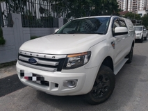 2013 FORD RANGER 2.2 XL MANUAL 4X4 HIRIDER