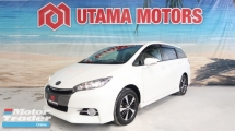 2013 TOYOTA WISH 1.8 S PUSH START BUTTON PADDLE SHIFT YEAR END SALE PROMOTION