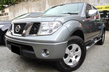 2012 NISSAN NAVARA Nissan NAVARA 2.5 (A) 4X4 DIESEL TURBO LEATHER