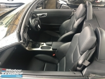 2015 MERCEDES-BENZ SLK SLK200 1.8 AMG SPORT CONVERTIBLE UNREG (RM) 176k