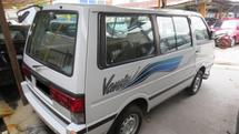 2007 NISSAN VANETTE 1.5 MANUAL WINDOW VAN