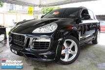 2008 PORSCHE CAYENNE 3.6 V6 (A) (Ori Year 2008)(New Facelift Model)(No Repairs Needed)