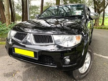2014 MITSUBISHI TRITON 2.5 AT VGT FACELIFT (A) LOW MIL
