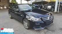2015 MERCEDES-BENZ E-CLASS E200 AMG 2.0 FACELIFT 1 YEAR WARRANTY