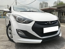 2014 HYUNDAI ELANTRA 1.6 (AT) GLS PUSH START FULL SPEC 100% FULL LOAN