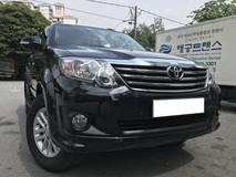 2014 TOYOTA FORTUNER 2.7  (AT) VVTI  V SPEC 7 SEATER SUV 4WD LEATHER SEAT
