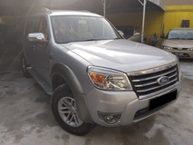2009 FORD EVEREST 2.5 TDCI 4X4 (M)
