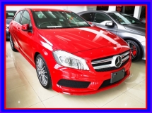 2015 MERCEDES-BENZ A-CLASS A180 AMG (UNREG) - GOOD CONDITION/LOW PROCESSING FEE