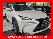 2015 LEXUS NX 200T VERSION L (PRICE WITH SST) UNREG - GOOD CONDITION/LOW PROCESSING FEE