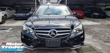 2015 MERCEDES-BENZ E-CLASS E250 AMG 2.0 NFL UNREG JP SPEC CLEARANCE PRICE AT RM209,000.00
