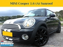 2009 MINI 3 DOOR Cooper S  1.6 (A) Sunroof Full Leather Seats Paddle Shift Hatchback